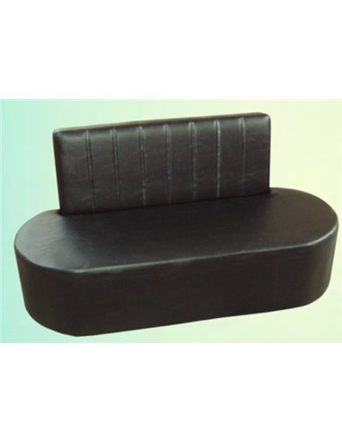 Sofa de espera para 3 plazas