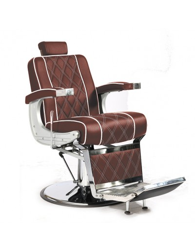 sillon barbero vigor granate