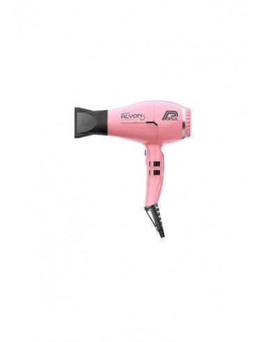 secador de mano parlux rosa
